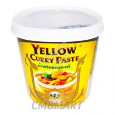 Yellow Curry Paste 400 Gm