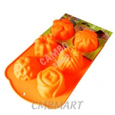"Oven mould ""Flowers"""