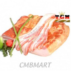 Smoked bacon 200g