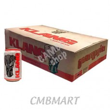 """Klang"" beer can 330 ml 1 box 24 cans"
