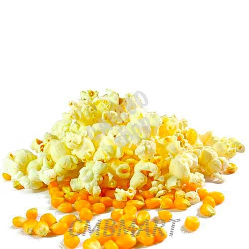 how to make corn flour from popcorn
