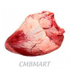 Pork Heart. 635 -640 g