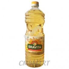 Bravita Sunflower oil, 2 Lt