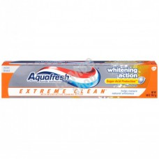 Aquafresh Extreme Clean Toothpaste with Fluoride 160 Gm