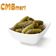 Pickled Cucumbers (gherkins) 500g