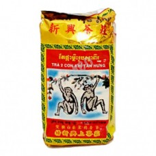 Two monkey Brand green tea 50 gr