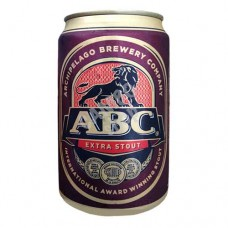 """ABC Stout"" beer can 330 ml"