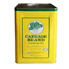 Cabbage Brand cooking oil