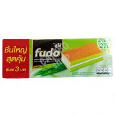 FUDO Layer Cake with Pandan Cream Flavour 18 G