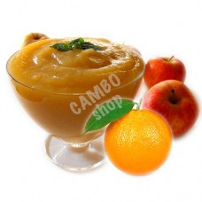 Home Made Puree Apple-Orange. 250g