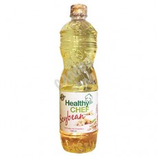 "Soybean oil ""Helthy Chef, 1 liter"