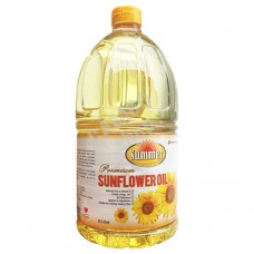 Summer Sunflower oil, 2 Lt Premium.