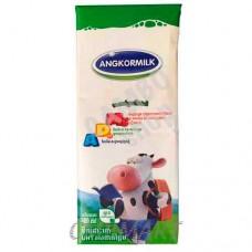Milk Angkormilk ADMg 180 ml. UHT Milk Sweetened. 3.2%