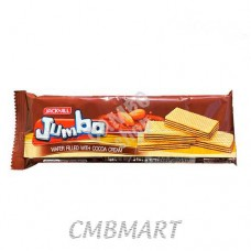Jumbo Wafer Filled with Cocoa Cream 1 pc х 30 g