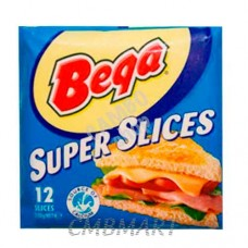 Chees Bega Super Slice 12 sl, 250 gm
