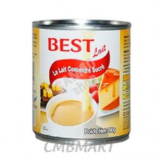 "Sweet milk  ""Best"" 390 gr"