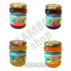 Jam.  450g Golden Farm