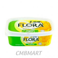 Flora margarine Original 500 Gm