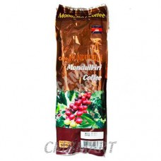 Ground coffee Mondulkiri Cambodia 500 gr Brown pack