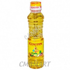 "Vegetable oil ""Kencook"", 0.25 liters"