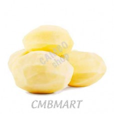 Potato peeled 0.5 kg