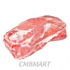Pork, neck. 1 kg.