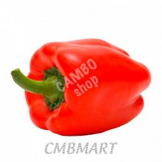 Bell pepper, red.