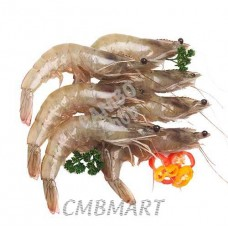 Shrimp. 120-140 pcs in 1 kg