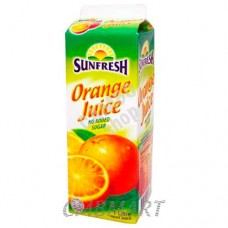 Sunfresh Orange Juice 1 Lt