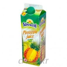 Sunfresh Pineapple Juice 1 Lt