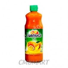 SUNQUICK MIXED FRUITS CONCENTRATE, 840ml