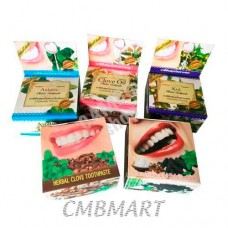 Whitening toothpaste in assortment 25 gr