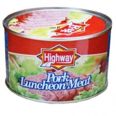 Highway Pork Luncheon Meat - 397g