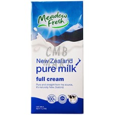 Meadow Fresh Full Cream Milk 3.5% 1 Lt
