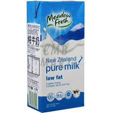 Meadow Fresh Low fat Milk 1 Lt