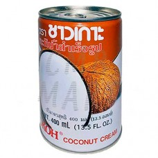 Coconut Cream. Chaokoh. 400 ml