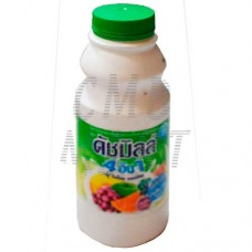 Drinking Yogurt Multifruit (Orange, Green Apple etc) 400 Ml