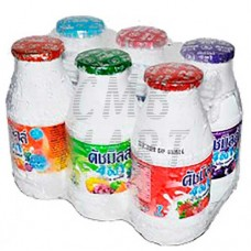 Dutch Mill Drinking Yogurt 6 Bottle 100 ml х 6 pcs