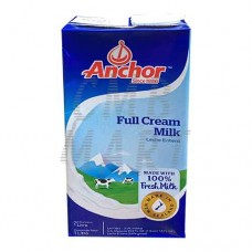 Anchor Milk. Full Cream 3,4% 1 Lt
