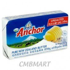 Butter Anchor 227 Unsalted gm