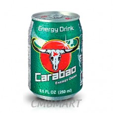 Energy drink Carabao can 250 ml