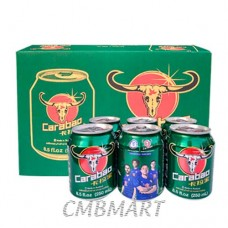 Energy drink Carabao can 250 ml. Price for 1 box 24 can