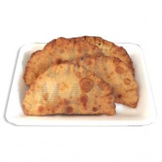 Cheburek with pork. 3 pcs. 350 g