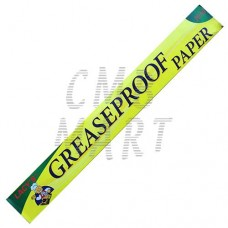 Greaseproof paper 45сm x 10m