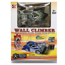 Radio-controlled antigravity machine Wall Climber