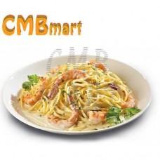Pasta shrimps in creamy sauce  250 gr.