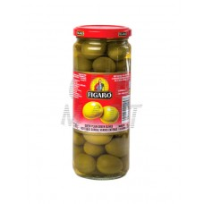 FIGARO WHOLE GREEN OLIVE 340g