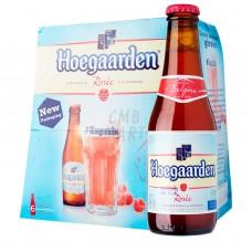 Hoegaarden Rose. Beer 250 Ml