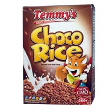Temmy's Crisp Rice Toasted Rice With Cocoa 250 g
