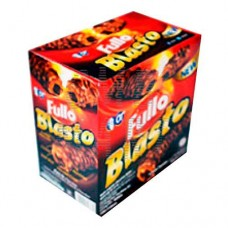 Fullo Blasto Chocolate Wafer with chocolate cream and caramel 15 pcs х 18 gm